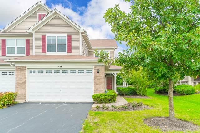 490 Majestic Lane, Oswego, IL 60543 (MLS #10513191) :: John Lyons Real Estate