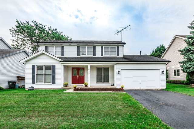 622 Stuart Drive, Carol Stream, IL 60188 (MLS #10513295) :: The Mattz Mega Group