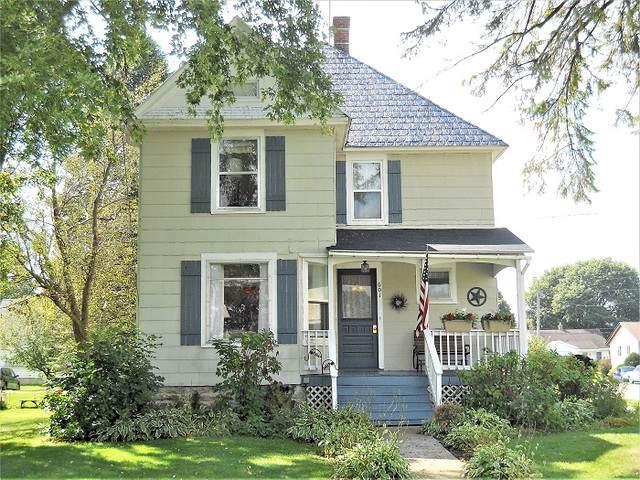 601 E Mason Street, Polo, IL 61064 (MLS #10513603) :: The Wexler Group at Keller Williams Preferred Realty