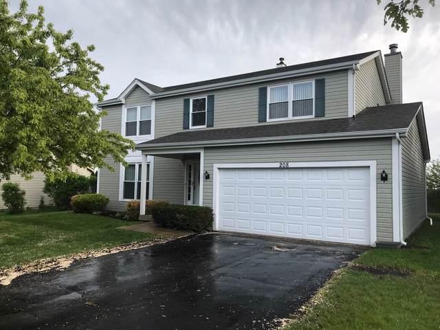 208 Magnolia Drive, North Aurora, IL 60542 (MLS #10513737) :: Property Consultants Realty