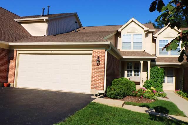 513 Pembrook Court N #513, Crystal Lake, IL 60014 (MLS #10513818) :: John Lyons Real Estate