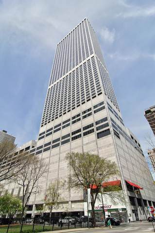 180 E Pearson Street #5207, Chicago, IL 60611 (MLS #10513824) :: John Lyons Real Estate