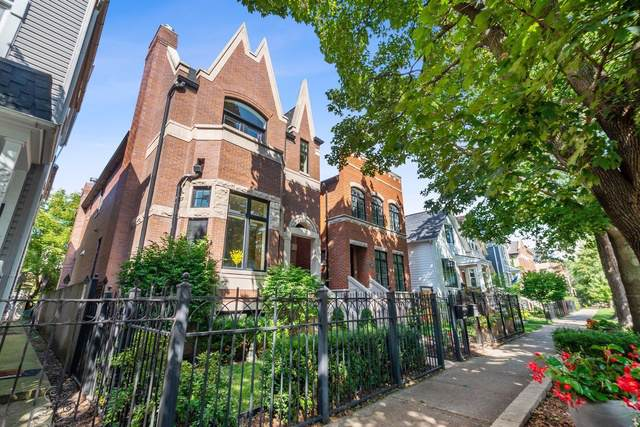 3416 N Seeley Avenue, Chicago, IL 60618 (MLS #10513854) :: Touchstone Group