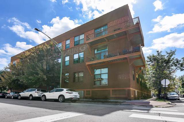 1061 W 16th Street #201, Chicago, IL 60608 (MLS #10513858) :: Touchstone Group