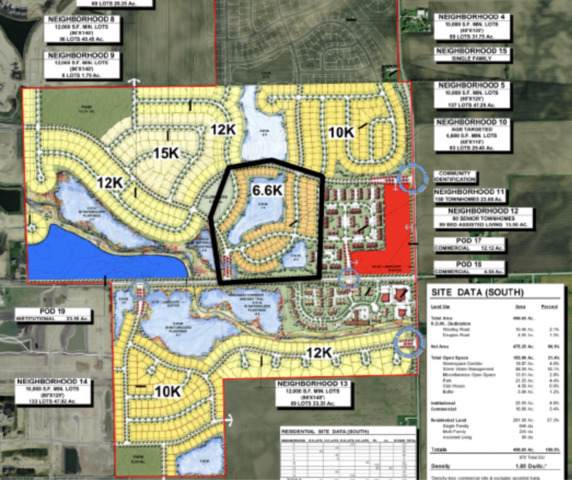 97 lots Hummel Trails #10, Oswego, IL 60543 (MLS #10513871) :: The Mattz Mega Group