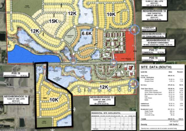 169 lots Hummel Trails #14, Oswego, IL 60543 (MLS #10513879) :: The Mattz Mega Group