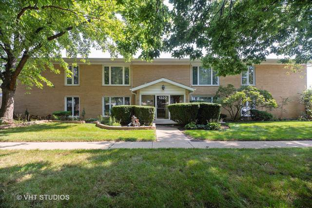 1322 S New Wilke Road 1D, Arlington Heights, IL 60005 (MLS #10513920) :: Century 21 Affiliated