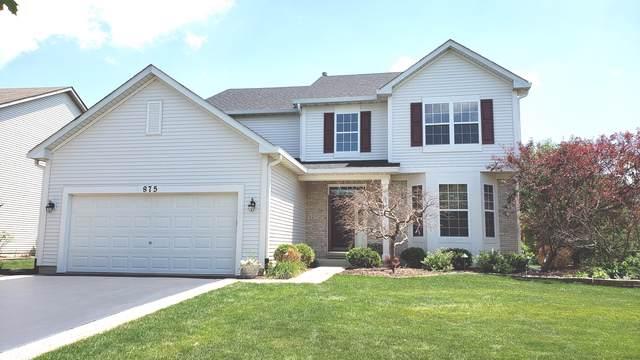 875 Spring Creek Circle, Naperville, IL 60565 (MLS #10514003) :: Baz Realty Network | Keller Williams Elite