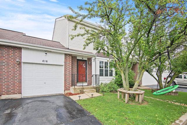 616 Cedar Court, Romeoville, IL 60446 (MLS #10514233) :: Baz Realty Network | Keller Williams Elite