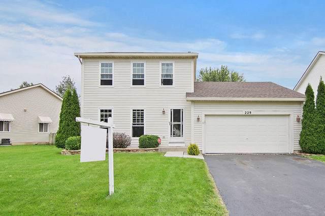 229 Saratoga Lane, Romeoville, IL 60446 (MLS #10514282) :: Baz Realty Network | Keller Williams Elite