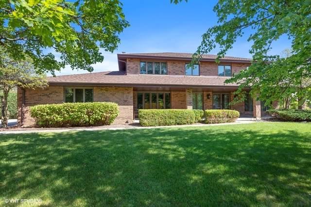 148 Tomlin Circle, Burr Ridge, IL 60527 (MLS #10514435) :: Century 21 Affiliated