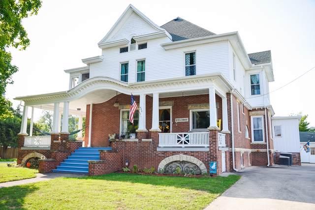 400 W Gillogly Street, NEWMAN, IL 61942 (MLS #10514461) :: Lewke Partners