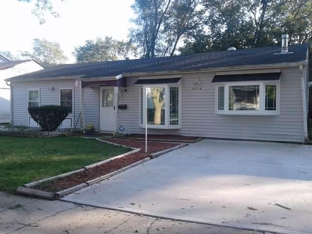 4215 Andover Drive, Richton Park, IL 60471 (MLS #10514464) :: BNRealty