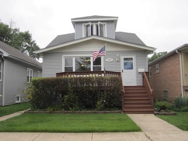 7030 N Overhill Avenue, Chicago, IL 60631 (MLS #10514594) :: The Perotti Group | Compass Real Estate