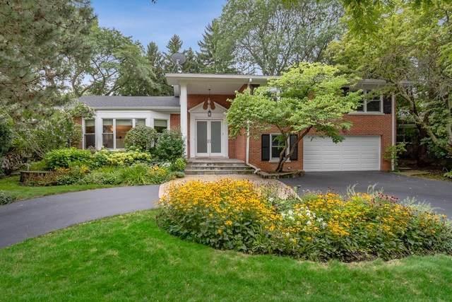726 Brookvale Terrace, Glencoe, IL 60022 (MLS #10514655) :: John Lyons Real Estate