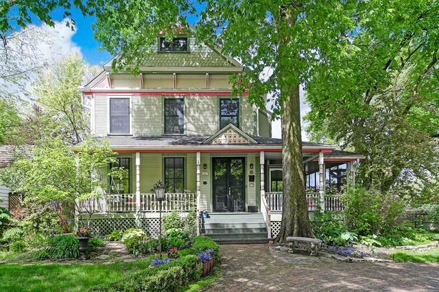 14 S Park Avenue, Hinsdale, IL 60521 (MLS #10514660) :: John Lyons Real Estate
