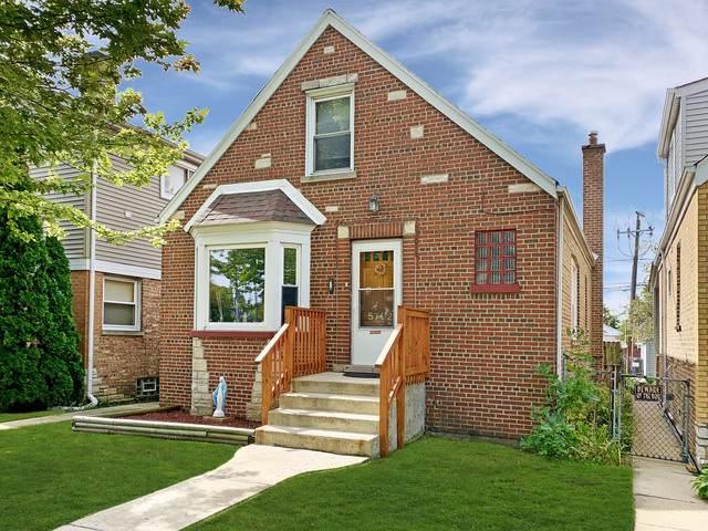 5702 N Avondale Avenue, Chicago, IL 60631 (MLS #10514749) :: The Mattz Mega Group