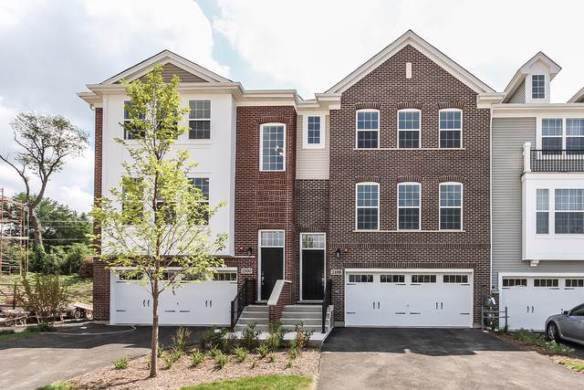 2534 Huntleigh Lot#5.04 Lane, Woodridge, IL 60517 (MLS #10514825) :: Property Consultants Realty