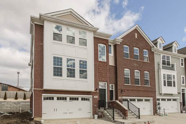 2519 Huntleigh Lot#1.05 Lane, Woodridge, IL 60517 (MLS #10514965) :: Angela Walker Homes Real Estate Group