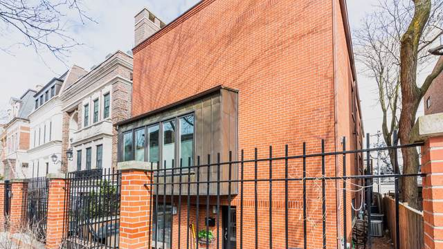 1661 N Dayton Street B, Chicago, IL 60614 (MLS #10515050) :: Property Consultants Realty
