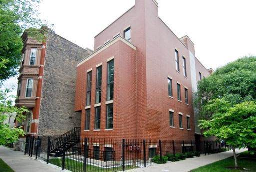 1458 N Artesian Avenue #3, Chicago, IL 60622 (MLS #10515148) :: Property Consultants Realty