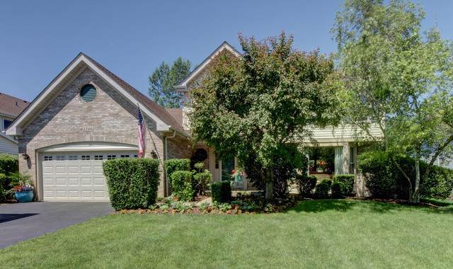 1346 Hunter Drive, Bartlett, IL 60103 (MLS #10515174) :: The Perotti Group | Compass Real Estate
