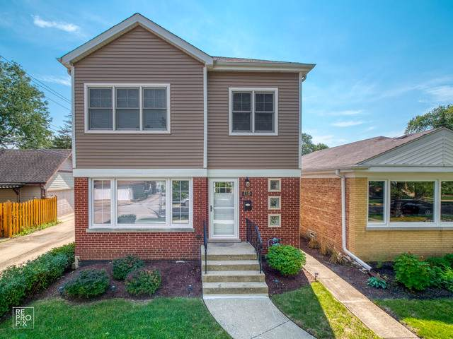 7715 W Birchwood Avenue, Chicago, IL 60631 (MLS #10515177) :: The Perotti Group | Compass Real Estate