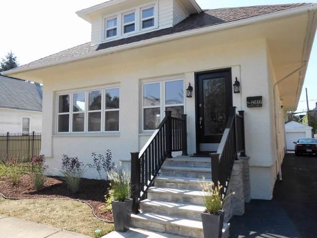 8616 Callie Avenue, Morton Grove, IL 60053 (MLS #10515179) :: Baz Realty Network | Keller Williams Elite