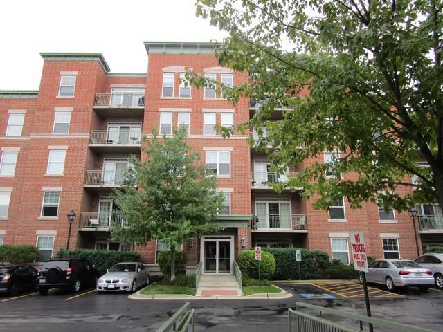 132 W Johnson Street #103, Palatine, IL 60067 (MLS #10515191) :: Century 21 Affiliated