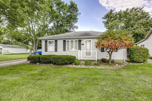 307 N 1st Street, Fisher, IL 61843 (MLS #10515363) :: Ryan Dallas Real Estate