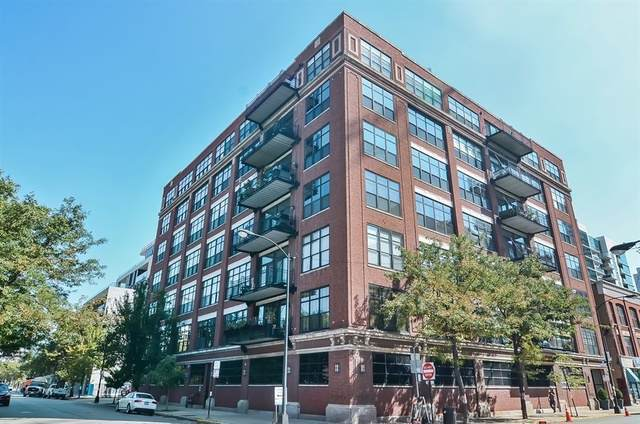 850 W Adams Street 6C, Chicago, IL 60607 (MLS #10515408) :: Baz Realty Network | Keller Williams Elite