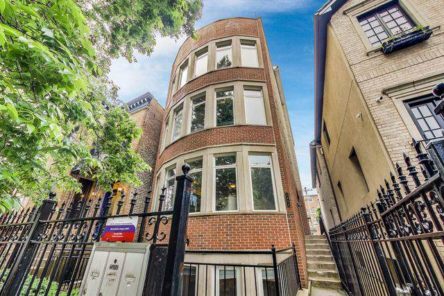 1652 N Claremont Avenue #3, Chicago, IL 60647 (MLS #10515508) :: Property Consultants Realty