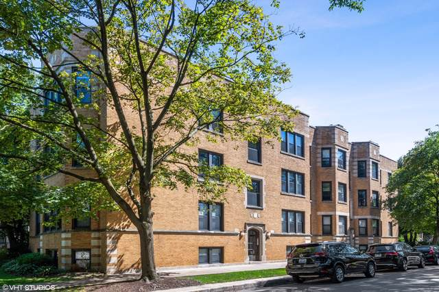 4455 N Hamilton Avenue #3, Chicago, IL 60625 (MLS #10515526) :: Baz Realty Network | Keller Williams Elite