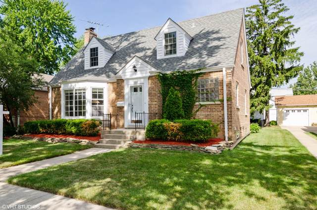 6506 N Olympia Avenue, Chicago, IL 60631 (MLS #10515558) :: The Perotti Group | Compass Real Estate