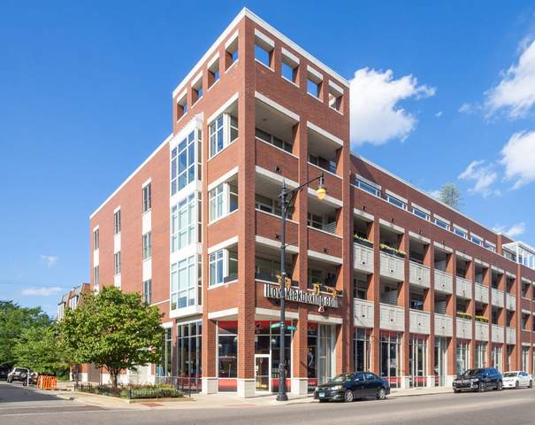 1611 N Hermitage Avenue #404, Chicago, IL 60622 (MLS #10515618) :: Property Consultants Realty