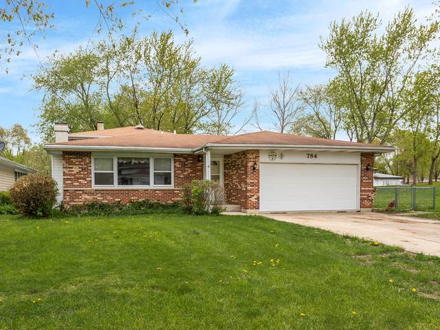 784 Webster Avenue, Bartlett, IL 60103 (MLS #10515623) :: The Perotti Group | Compass Real Estate