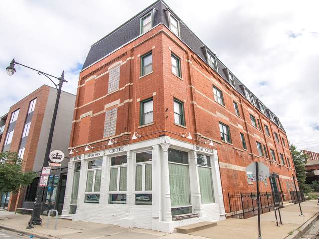 2119 S Halsted Street 4E, Chicago, IL 60608 (MLS #10515646) :: Touchstone Group