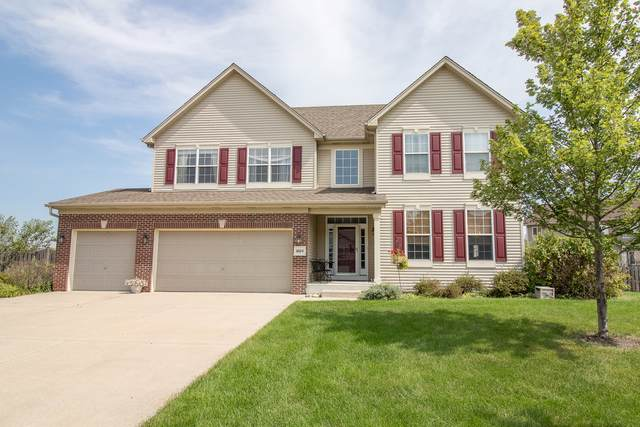 1604 Whisper Glen Drive, Plainfield, IL 60586 (MLS #10515725) :: Property Consultants Realty