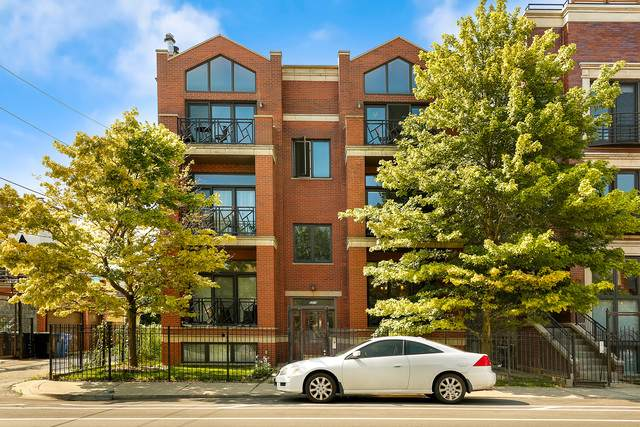 2215 W Augusta Boulevard 1W, Chicago, IL 60622 (MLS #10515731) :: Property Consultants Realty