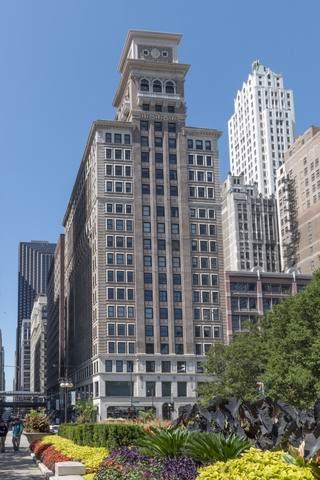 6 N Michigan Avenue #803, Chicago, IL 60602 (MLS #10515734) :: Baz Realty Network | Keller Williams Elite