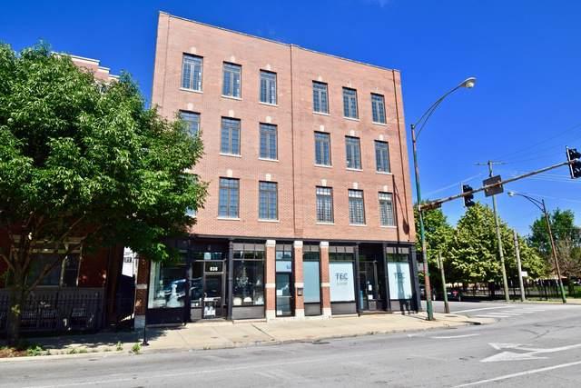 636 N Racine Avenue 3S, Chicago, IL 60622 (MLS #10515790) :: Baz Realty Network | Keller Williams Elite