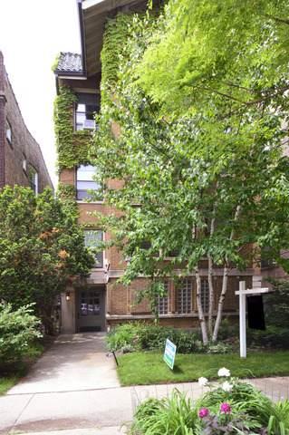 612 Michigan Avenue #3, Evanston, IL 60202 (MLS #10515812) :: Baz Realty Network | Keller Williams Elite