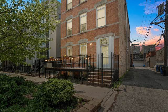 2228 N Hamilton Avenue 1R, Chicago, IL 60647 (MLS #10515909) :: Property Consultants Realty