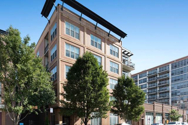 1228 W Monroe Street #509, Chicago, IL 60607 (MLS #10515921) :: Property Consultants Realty