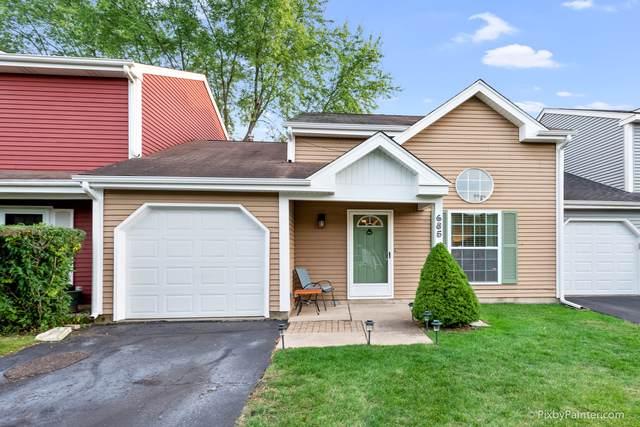 685 Brittany Lane, Island Lake, IL 60042 (MLS #10515942) :: Ani Real Estate