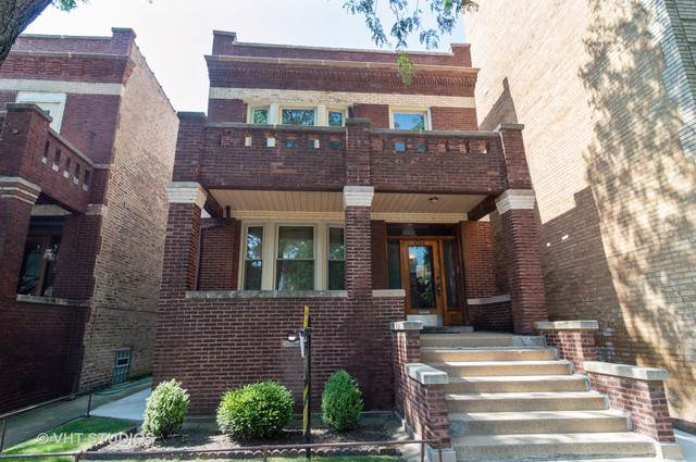 4244 N Damen Avenue, Chicago, IL 60618 (MLS #10515946) :: Touchstone Group
