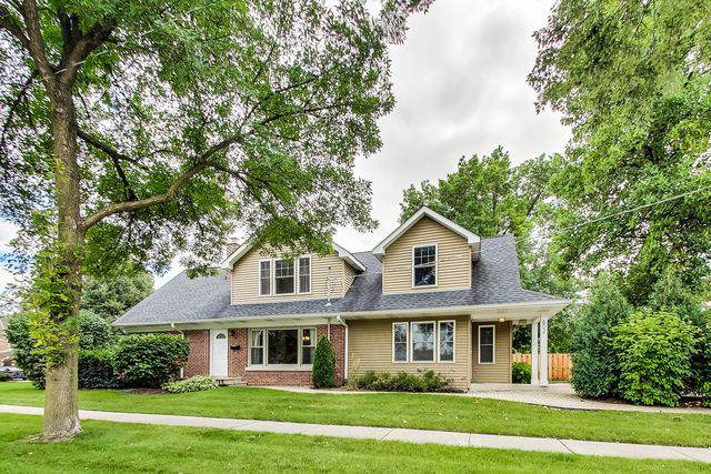 602 S Vail Avenue, Arlington Heights, IL 60005 (MLS #10516029) :: Baz Realty Network | Keller Williams Elite