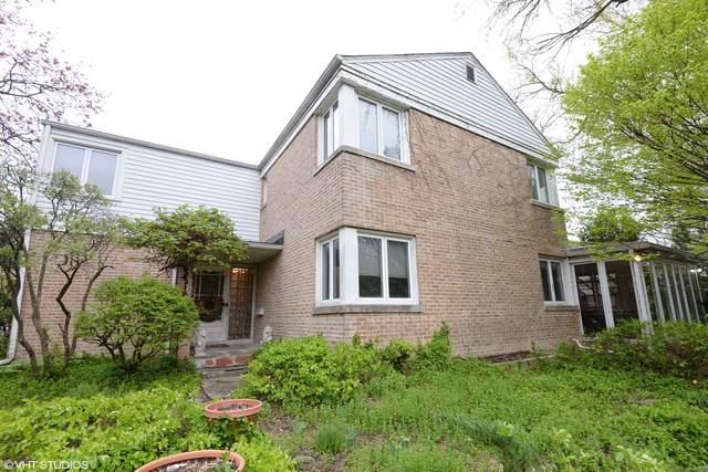 626 S Skokie Lane, Glencoe, IL 60022 (MLS #10516068) :: John Lyons Real Estate