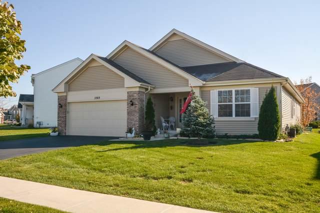 1069 Birchwood Drive, Pingree Grove, IL 60140 (MLS #10516107) :: Baz Realty Network | Keller Williams Elite