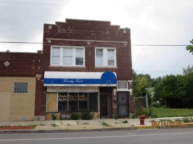 6532 Ashland Avenue, Chicago, IL 60636 (MLS #10516117) :: John Lyons Real Estate